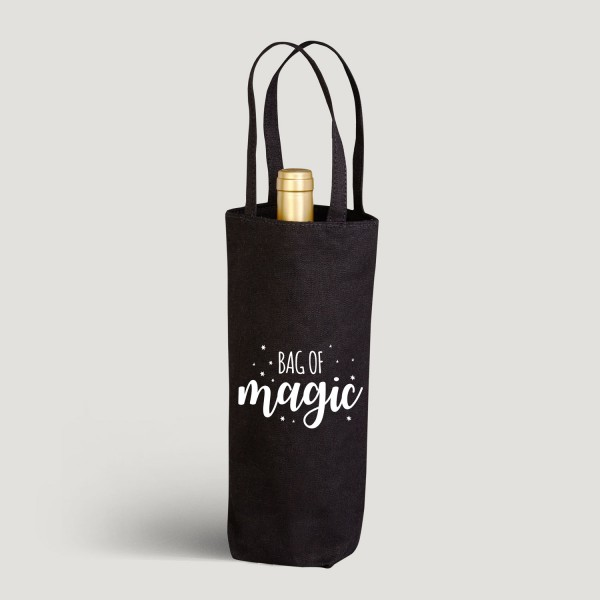 Bag of magic black - Flaschenbeutel