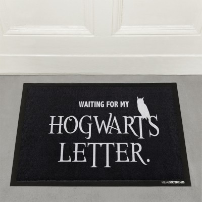 Waiting for my Hogwarts Letter - Fußmatte