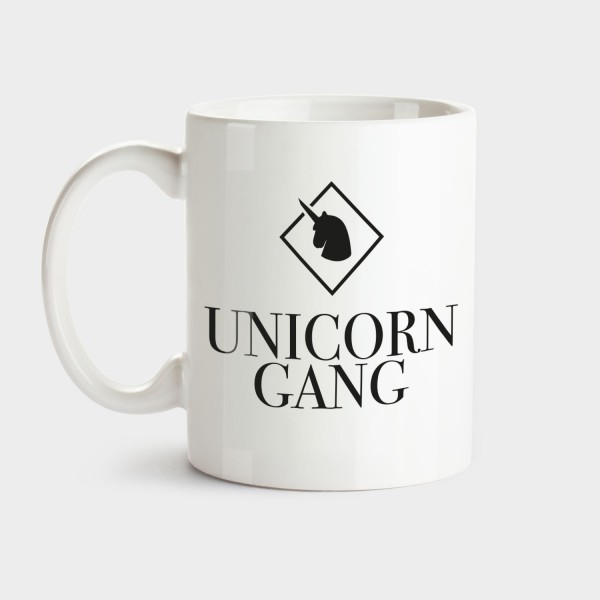 Unicorn Gang - Tasse