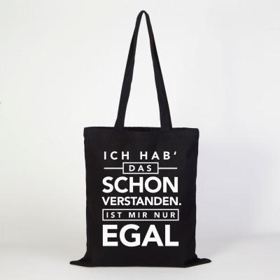 Ich hab das schon verstanden - Stofftasche