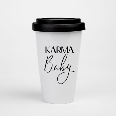 To-Go-Becher Karma Baby
