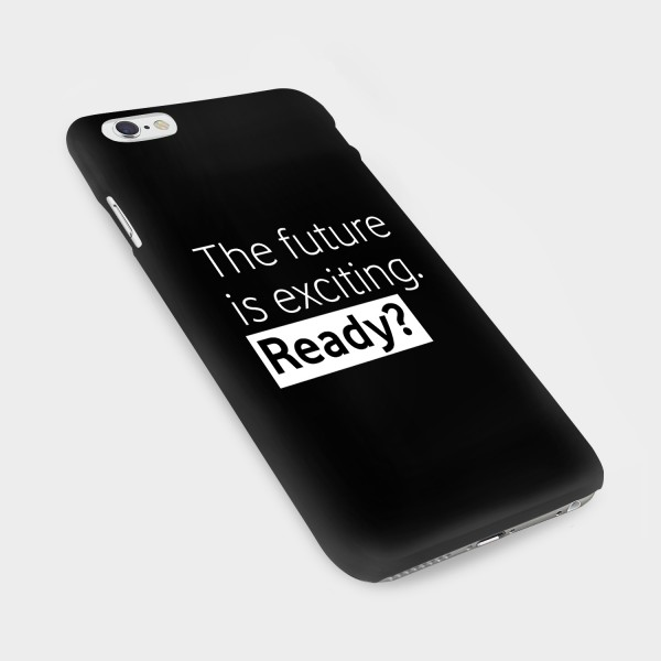 The future is exciting. Ready? - Handycover