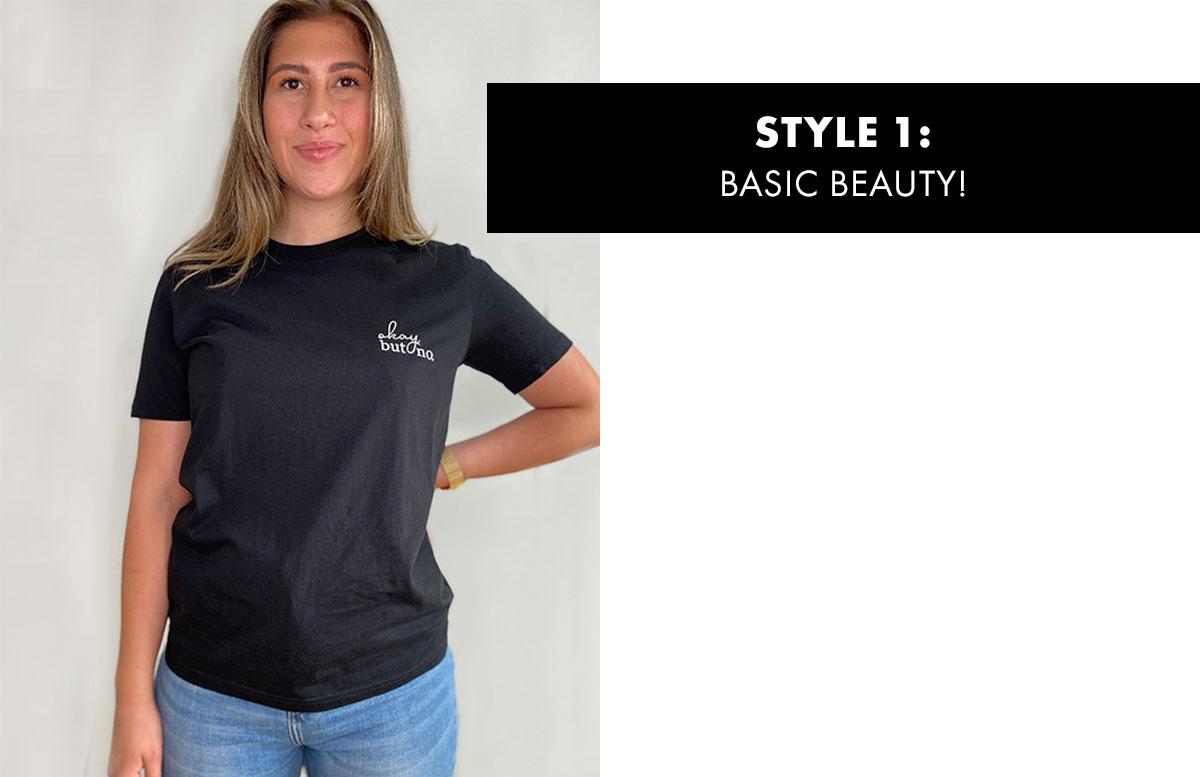 T-Shirt - okay, but no