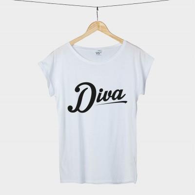 Diva - Shirt
