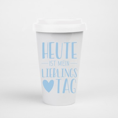 Lieblingstag - To-Go Becher