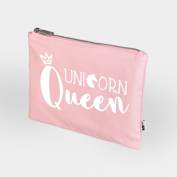 Unicorn Queen - Zip Bag