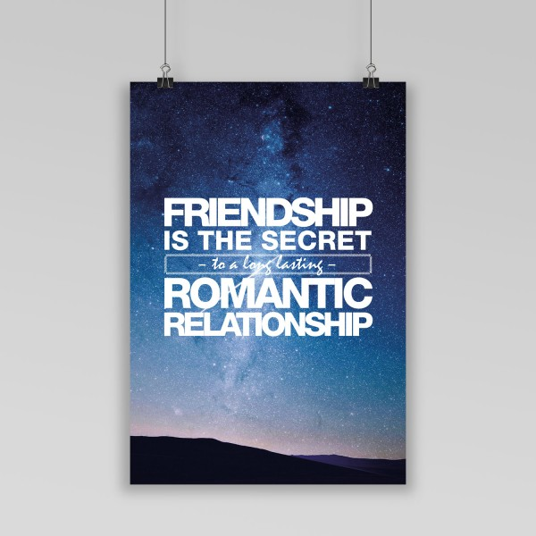 Friendship - Poster