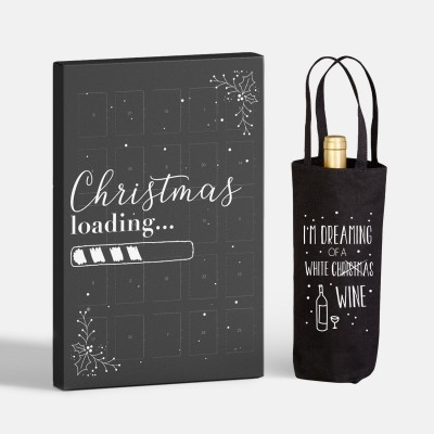 "VS"" Geschenk-Set - Christmas loading"
