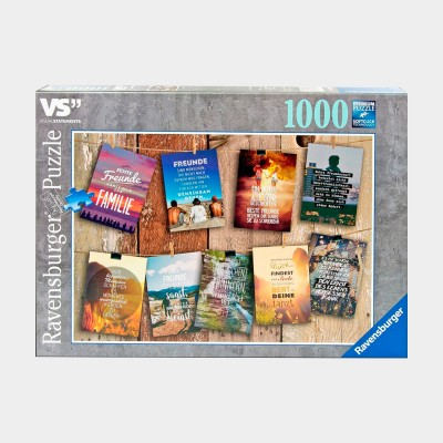 Freundschaft (1000 Teile) - Puzzle