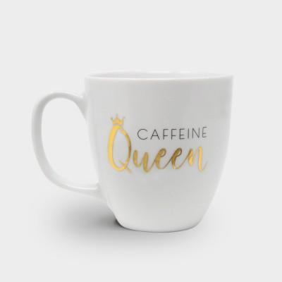 Große Tasse - Caffeine Queen