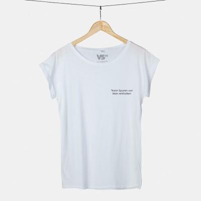 """VS"""" Shirt - Kann Spuren von Wein enthalten"""