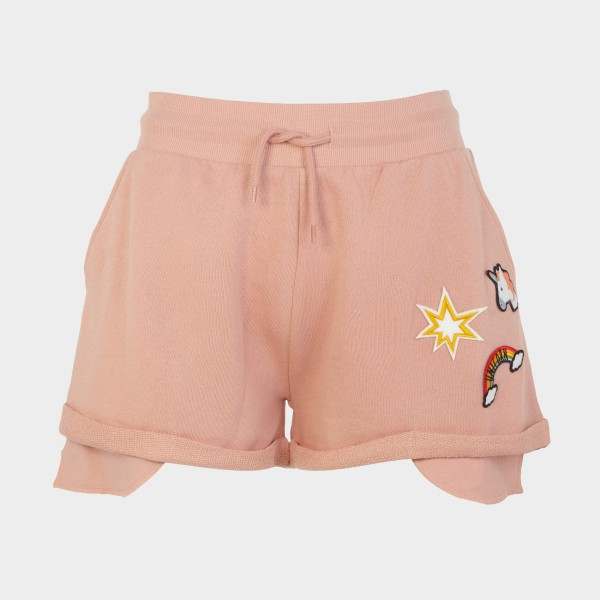 Unicorn Gang - Patches Shorts
