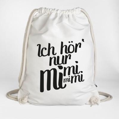Ich hör nur mimimi