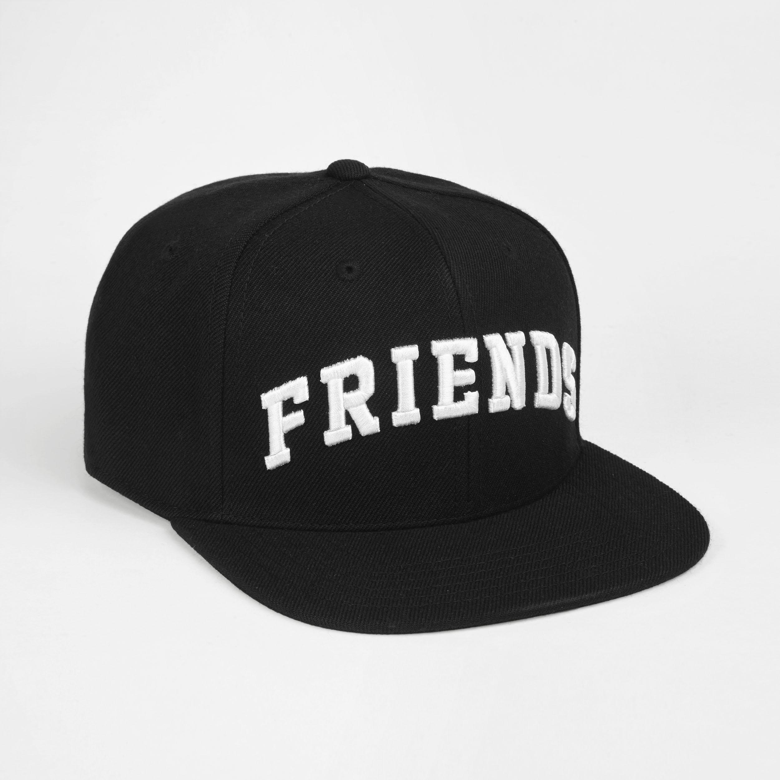 friends snapback caps accessoires visual statements. Black Bedroom Furniture Sets. Home Design Ideas