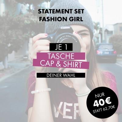 Statement Set: Fashion Girl