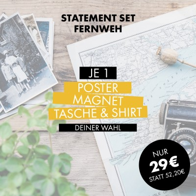 Statement Set: Fernweh