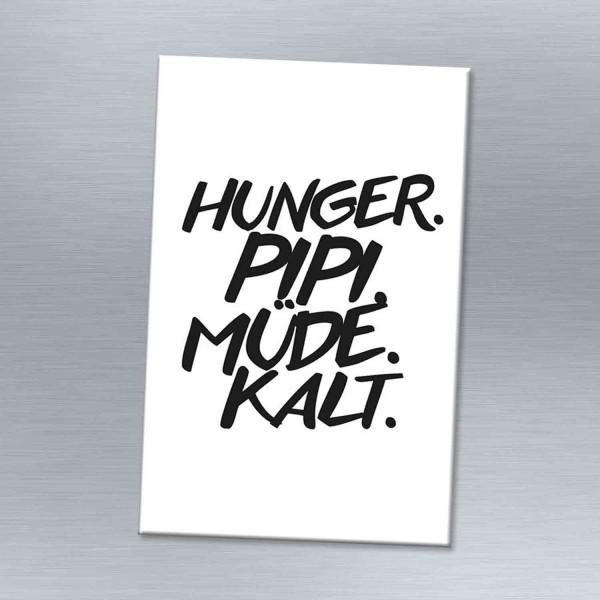 Hunger Pipi - Magnet
