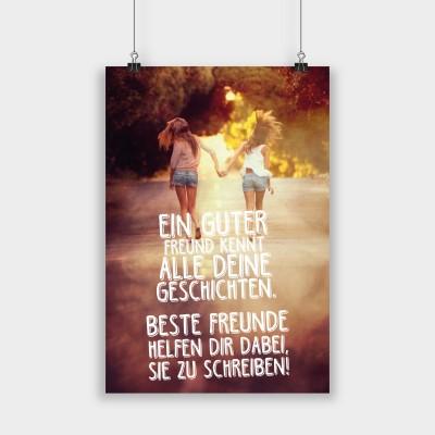 Ein guter Freund - Poster