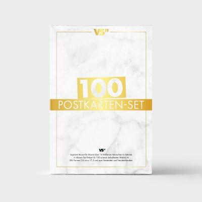 """100er Postkartenset VS"""""""