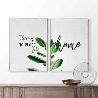 There is no place like home - Poster Set