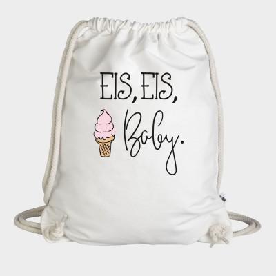 Eis Eis Baby - Turnbeutel