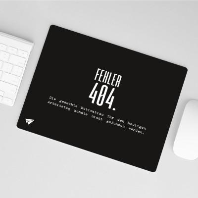 Fehler 404. - Mousepad schwarz von lieblingskollegen