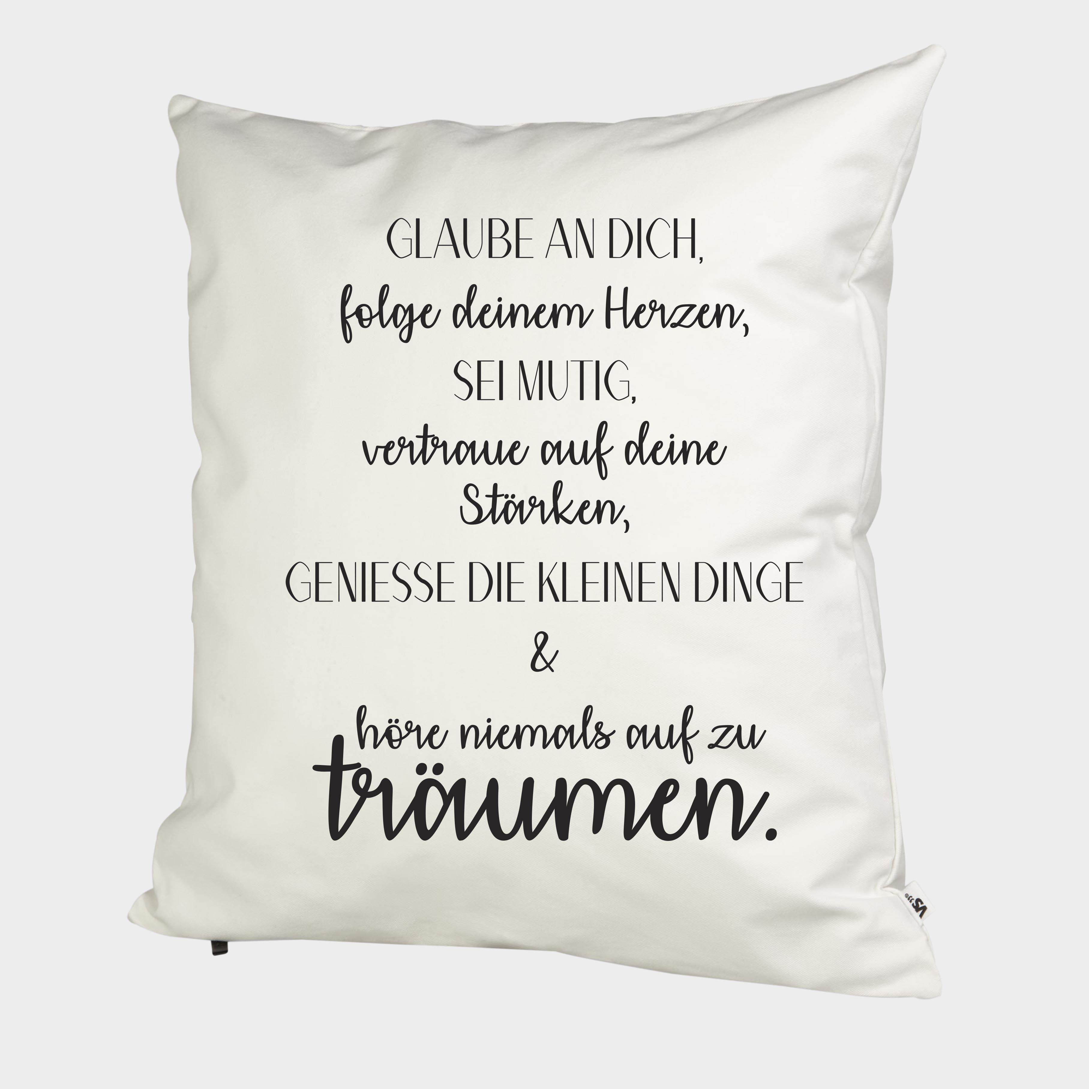 kissen mit witzigen spr chen kissenbez ge 50x50 bei vs. Black Bedroom Furniture Sets. Home Design Ideas