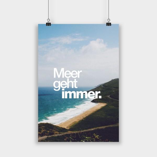 Meer geht immer - Poster