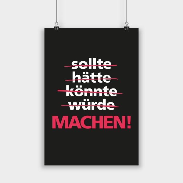 Machen - Poster