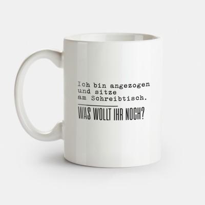Tasse Lieblingskollegen - Was wollt ihr noch?