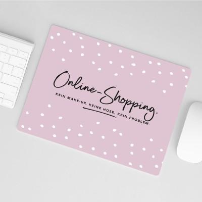 Mousepad Vollzeitprinzessin - Onlineshopping