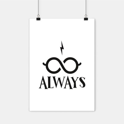 Always Harry Potter - Harry Potter Poster