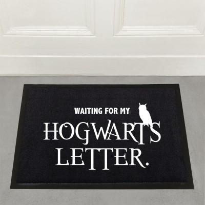 Waiting for my Hogwarts Letter - Fußmatte