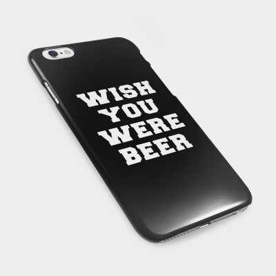 Wish you were beer - Handycover