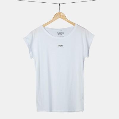 """Nope. T-Shirt von VS"""" - T-Shirt mit Spruch"""