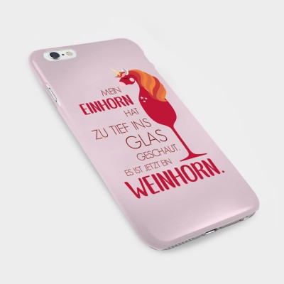 Weinhorn - Handycover