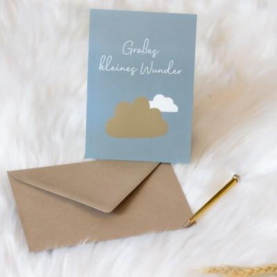 Rubbelkarte Schwangerschaft - Du wirst Oma