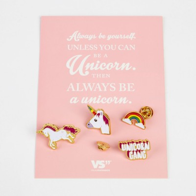 Unicorn Pin-Set