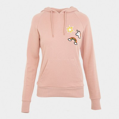 Unicorn Gang -  Patches Hoodie