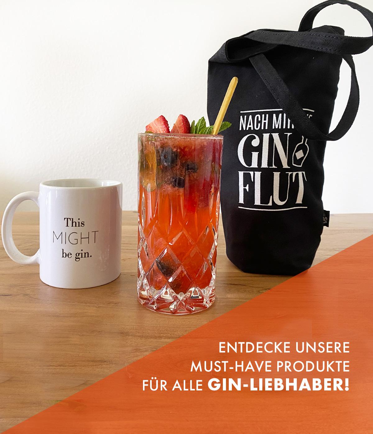 Visual Statement Gin Produkte
