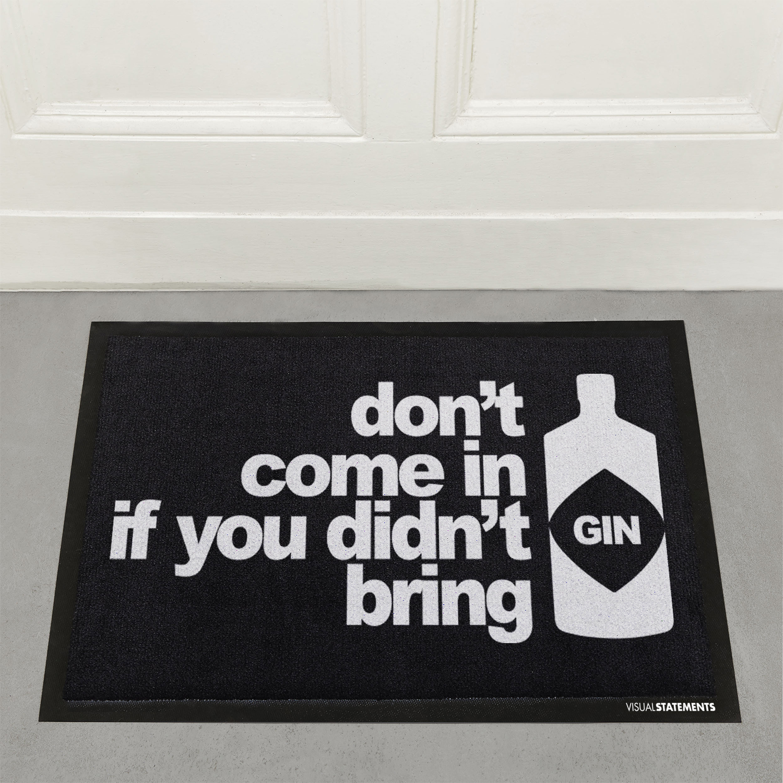 if you don 39 t bring gin fu matte visual statements. Black Bedroom Furniture Sets. Home Design Ideas