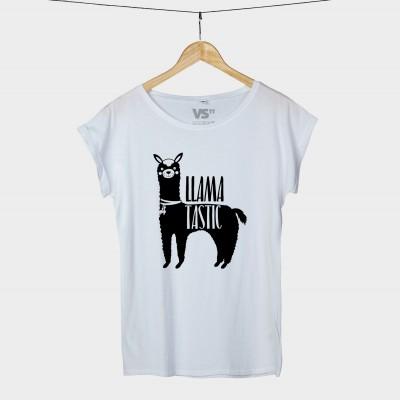 Llamatastic! - T-Shirt
