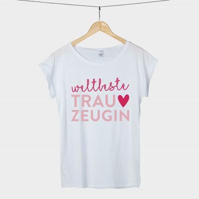 Weltbeste Trauzeugin - Shirt