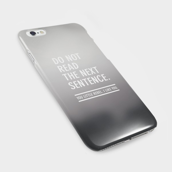 You little rebel - Handycover