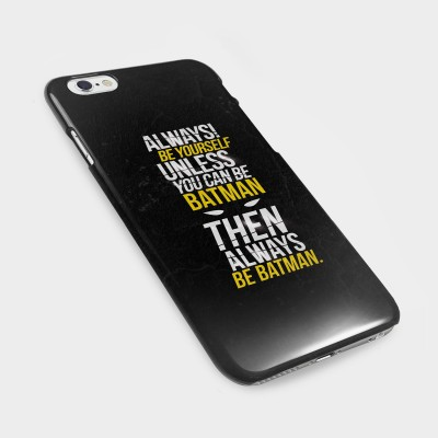 Always be batman - Handycover