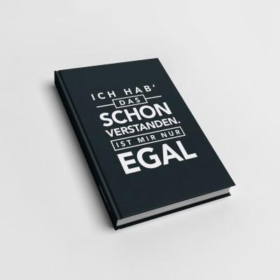 Ich hab das schon verstanden - Notizbuch