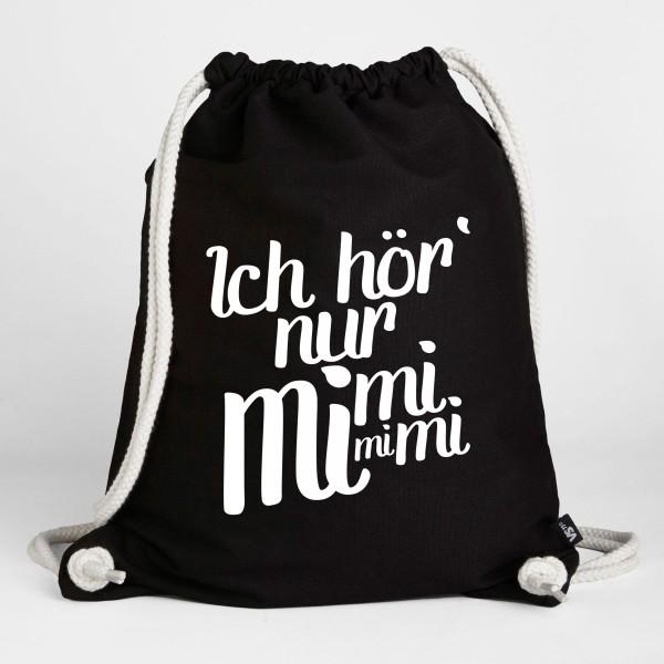 Mimimi - Turnbeutel