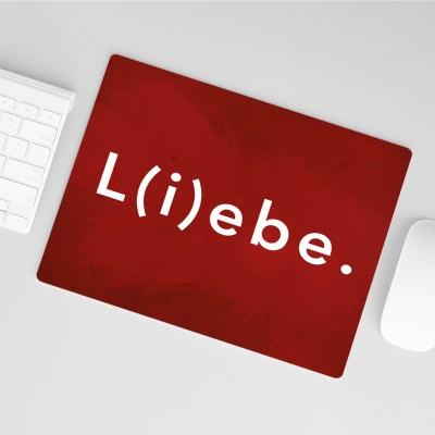 """Mousepad VS"""" - L(i)ebe"""
