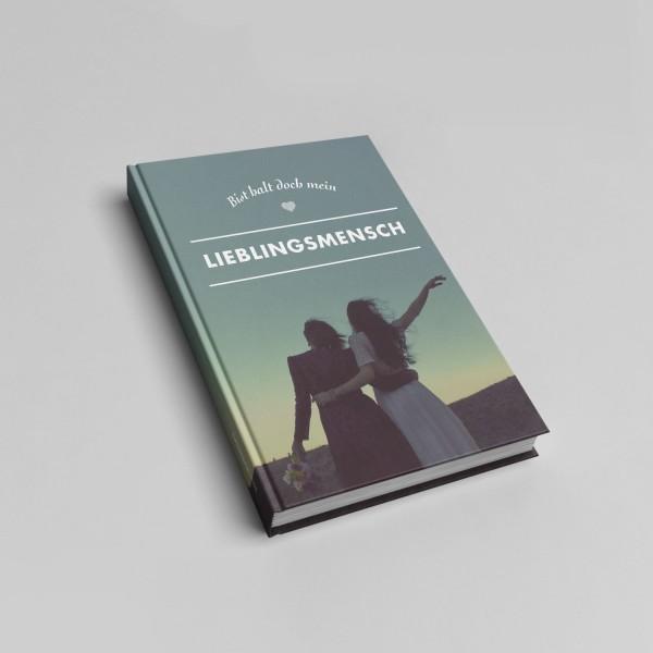 Lieblingsmensch - Notizbuch