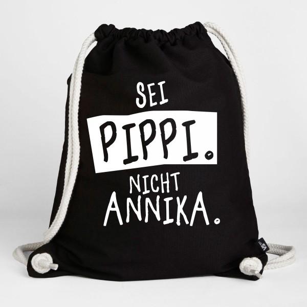 Sei Pippi - Turnbeutel